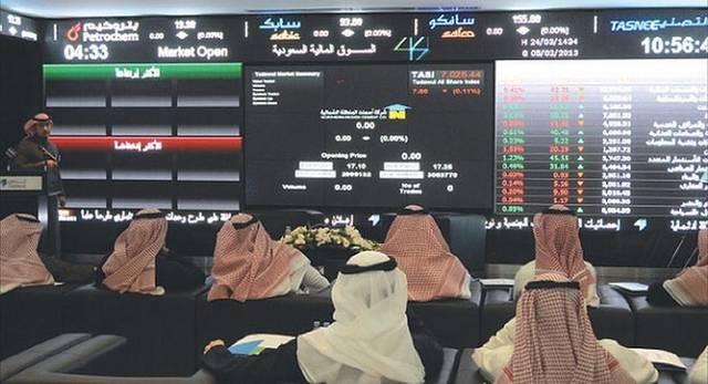 سوق الأسهم السعودي يقود بورصات الخليج للارتفاع