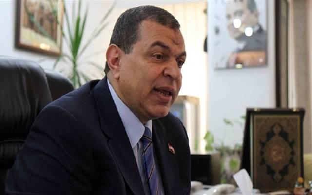محمد سعفان - وزير القوى العاملة المصري