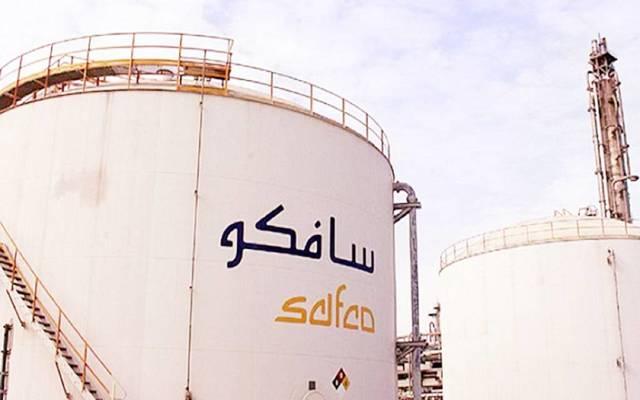 مصنع تابع لشركة الأسمدة العربية السعودية (سافكو)