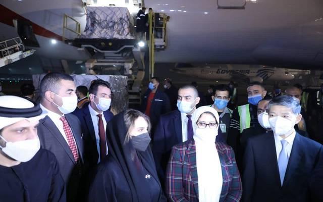 مصر تستقبل ثاني شحنات لقاح فيروس كورونا خلال ساعات