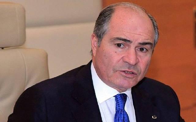 هاني الملقي رئيس الوزراء الأردني