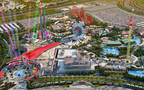 Dubai Parks and Resorts has welcomed about 2.3 million visits in 2017