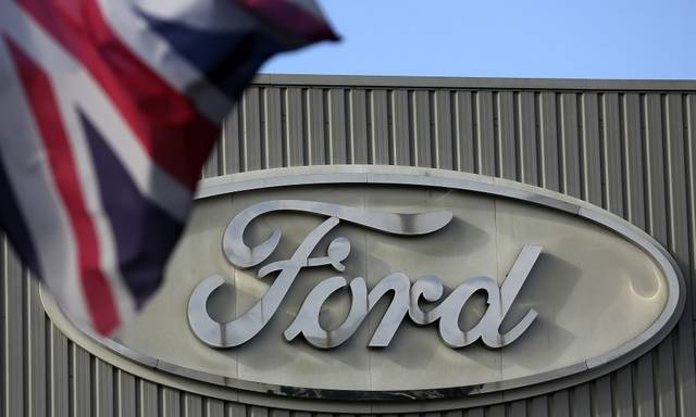Ford reveals plans to cut 1,150 jobs in Britain