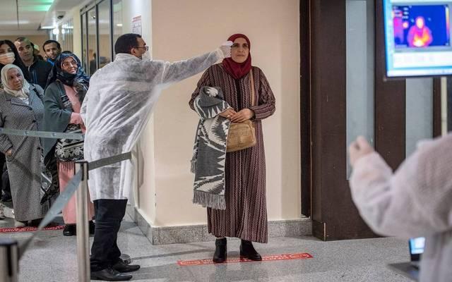 الإجراءات الاحترازية للكشف عن المصابين بفيروس كورونا في المغرب