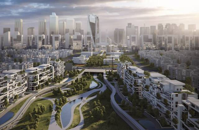 Egypt's new capital will house 6.5 million people