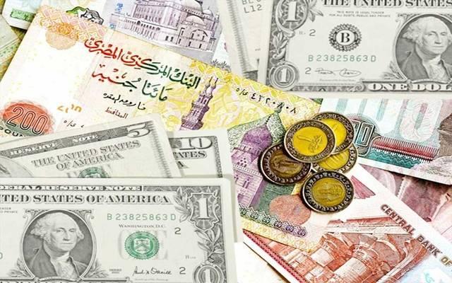 العملات العربية تتراجع بالبنوك أمام الجنيه