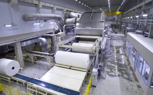مصنع ورق - أرشيفية