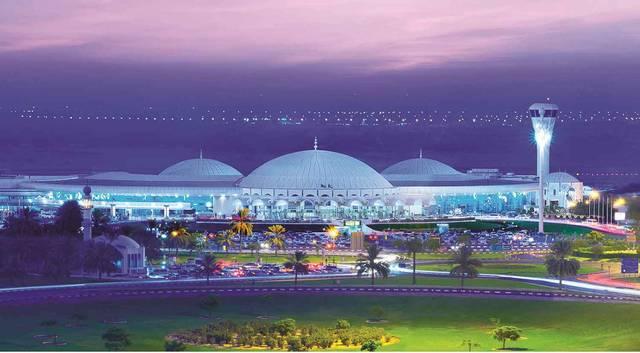 هيئة مطار الشارقة الدولي - أرشيفية