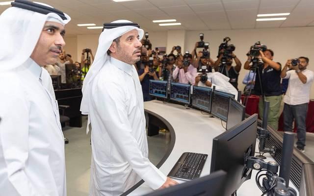 صورة أرشيفية لرئيس مجلس الوزراء القطري عبدالله بن ناصر آل ثاني