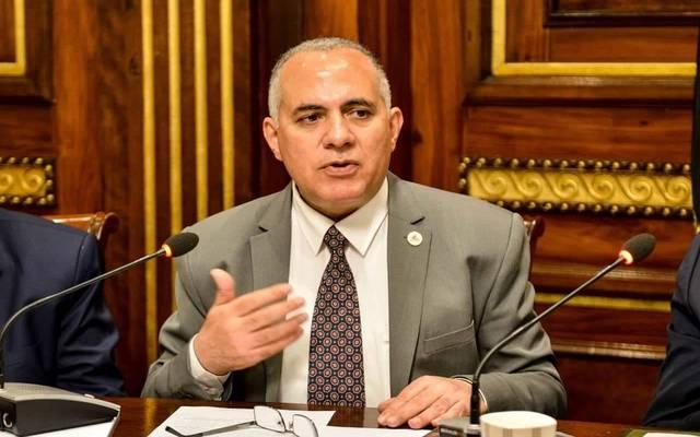 وزير الموارد المائية والري المصري محمد عبد العاطي ـ أرشيفية