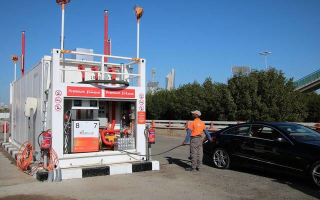 أحد محطات السور للوقود