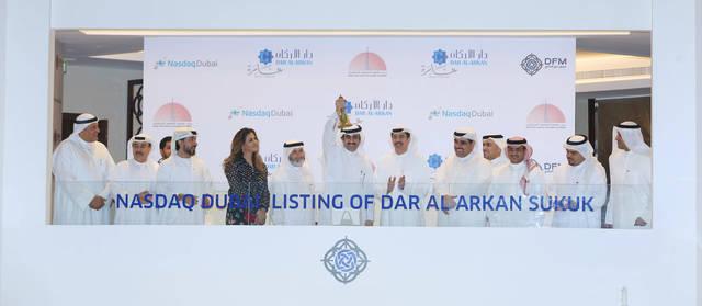 KSA's Dar Al-Arkan lists $500m sukuk on Nasdaq Dubai