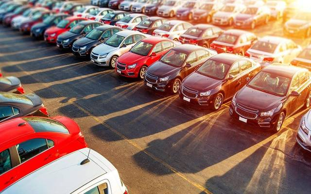 A total of 7,102 cars valued at EGP 1.974 billion were released