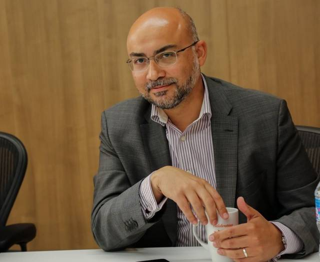 Mohamed Okasha, Managing Director of Fawry