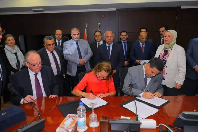 Damietta Port inks MoU with European firms to launch logistic system
