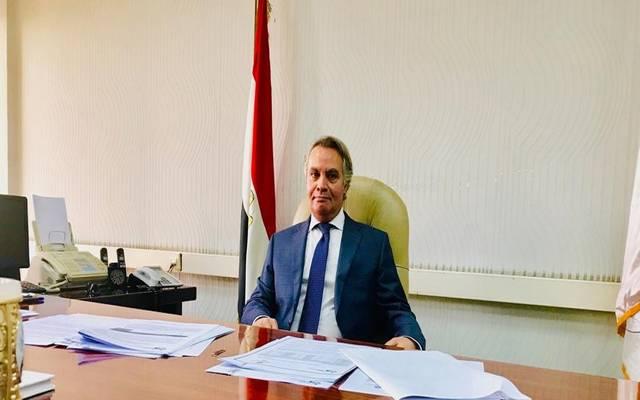 رئيس جهاز التمثيل التجاري المصري أحمد عنتر