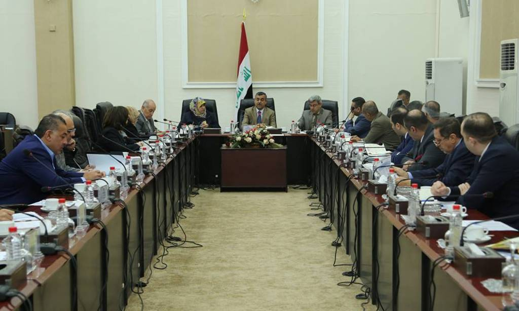 Iraq confirms its obligation to pay staff dues retroactively 1024