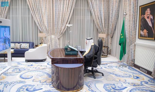 11 قراراً للوزراء السعودي في جلسته الأسبوعية برئاسة خادم الحرمين الشريفين