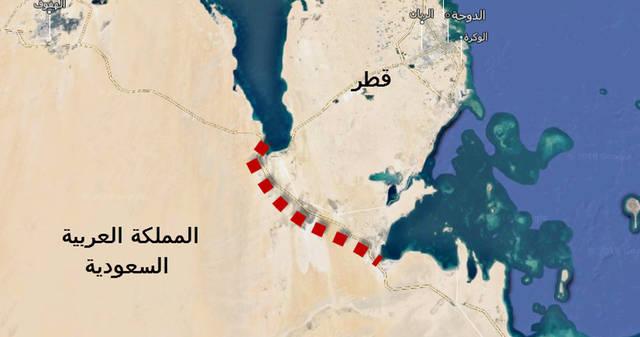 مصادر: السعودية والإمارات تمولان قناة سلوى البحرية.. وتنفذه شركات مصرية