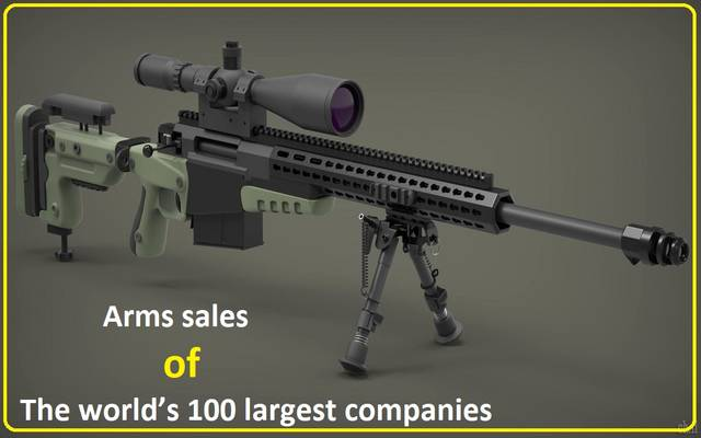 مبيعات الأسلحة حول العالم تواصل الصعود وسط سيطرة أمريكية