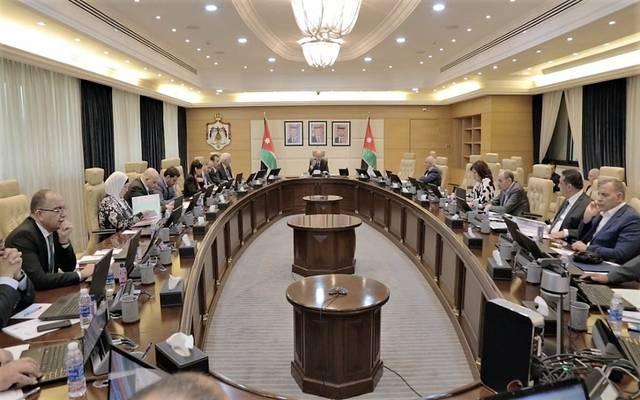 جلسة الوزراء