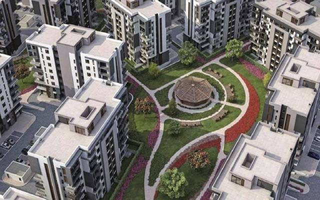 The project includes 2,000 residential units