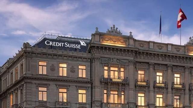 Credit Suisse third-quarter profits fall 38%
