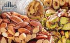 أنواع مختلفة من حلوى المولد النبوي الشريف
