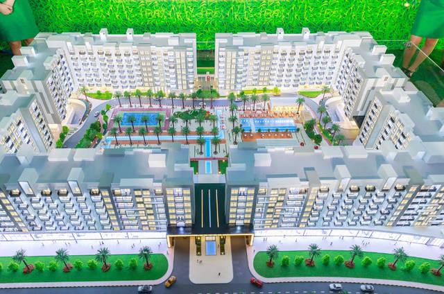تمتلك دانوب قبل هذا المشروع 3680 وحدة سكنية بقيمة استثمارات تجاوزت 3.14 مليار درهم في عشرة مشاريع