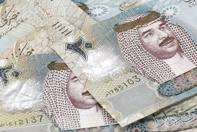 Bahrain's inflation rate increased by 1.2% in Q1-19