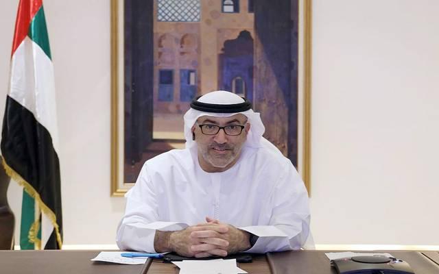 عبدالرحمن بن محمد العويس وزير الصحة ووقاية المجتمع وزير الدولة لشؤون المجلس الوطني الاتحادي