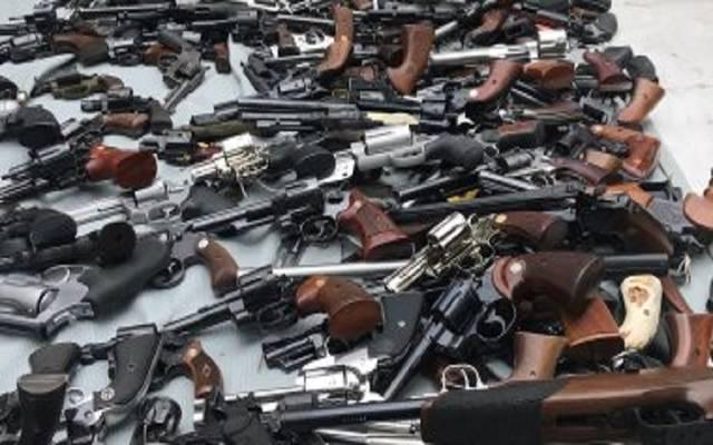 أسلحة فردية ـ أرشيفية