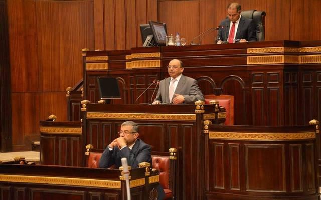 جانب من اللقاء الكلمة بالبرلمان