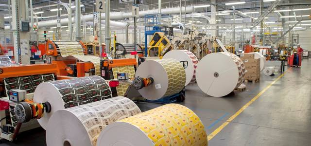 Finland's Huhtamaki launches EGP 1 5bn packaging unit in Egypt