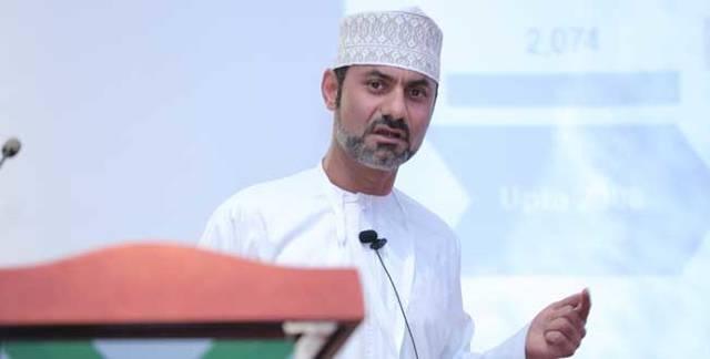Damac Properties' chief financial officer Adil Taqi