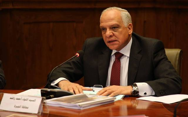 أحمد راشد محافظ الجيزة