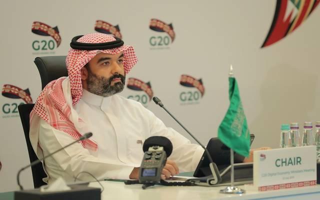 وزير الاتصالات وتقنية المعلومات، ورئيس مجلس إدارة الهيئة السعودية للفضاء، عبدالله السواحه، أرشيفية
