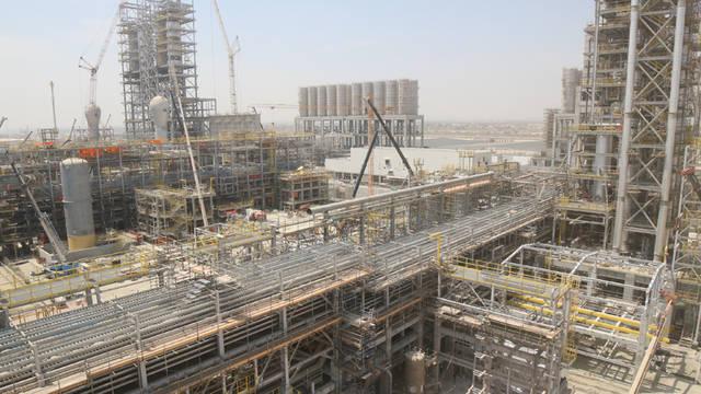 صورة للمجمع الصناعي