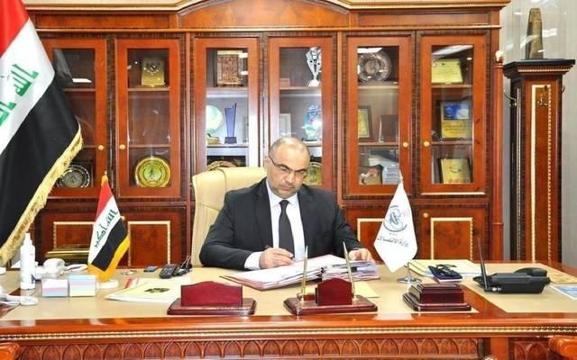 وزير الاتصالات العراقي، أركان شهاب أحمد