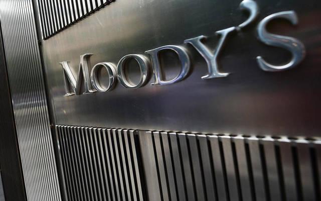 شعار وكالة موديز لخدمات المستثمرين