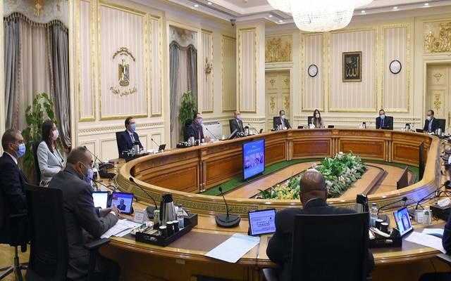 خلال الاجتماع الأسبوعي لمجلس الوزراء المصري - أرشيفية
