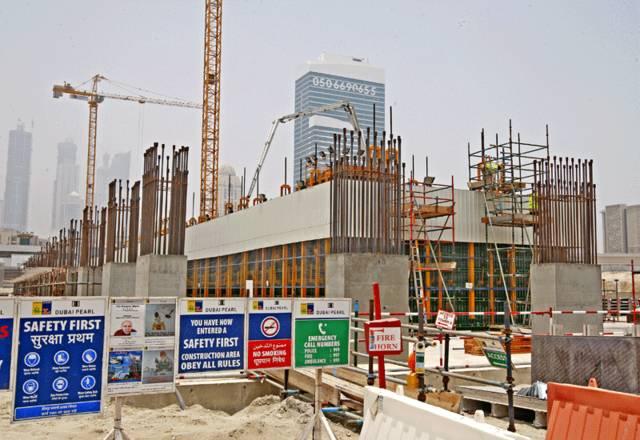 32 مليار دولار قيمة عقود مناقصات البناء بالمنطقة