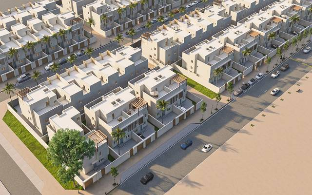 وحدات سكنية بالسعودية- أرشيفية