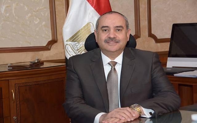 محمد منار وزير الطيران المدني