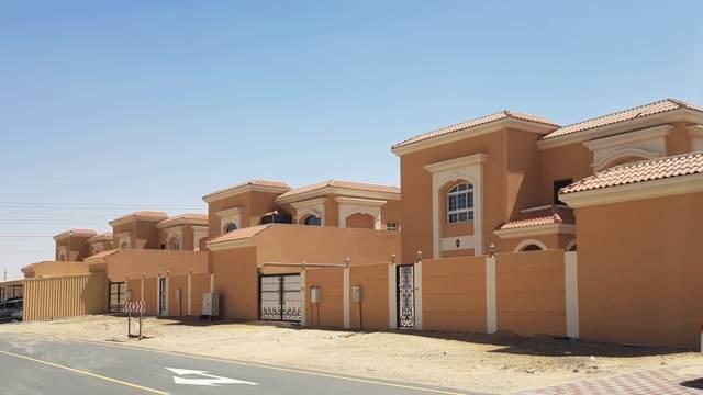 مساكن في إمارة أبوظبي