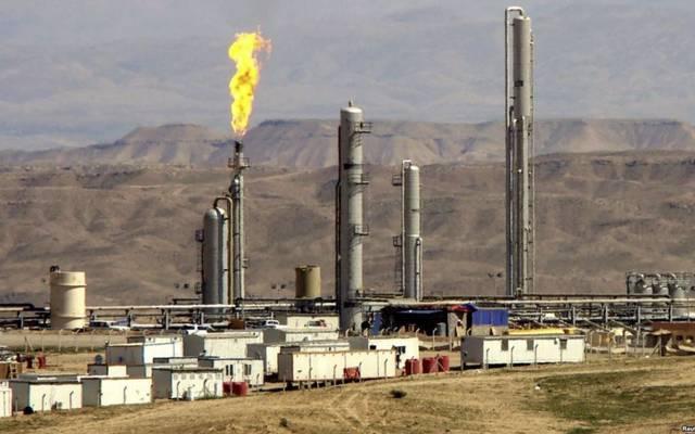أحد المواقع النفطية