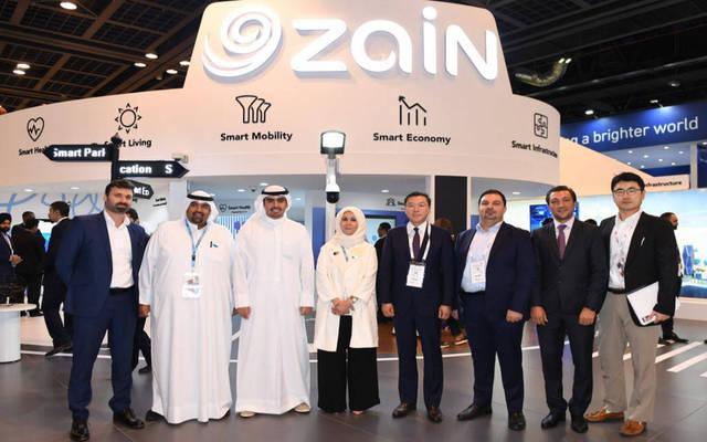 Zain Kuwait inks MoU with Samsung, Al Babtain at GITEX 2018