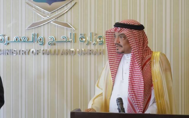 وزير الحج والعمرة السعودي محمد صالح بنتن - أرشيفية