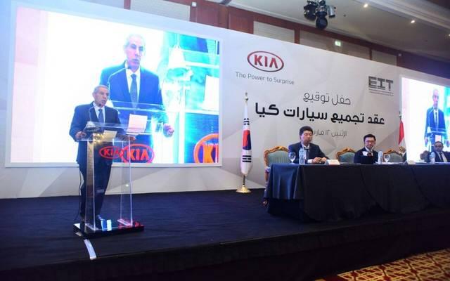 """وزير الصناعة: 4.2 مليار دولار استثمارات تجميع سيارات """"كيا"""" بمصر"""