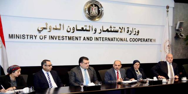 Total investments of the EU in Egypt have exceeded $15bn through 6,339 firms